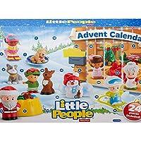 Calendario de Adviento de Little People de Fisher