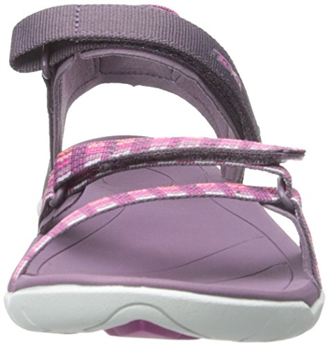 Teva Womens Verra Sandal Modern Stripes Purple