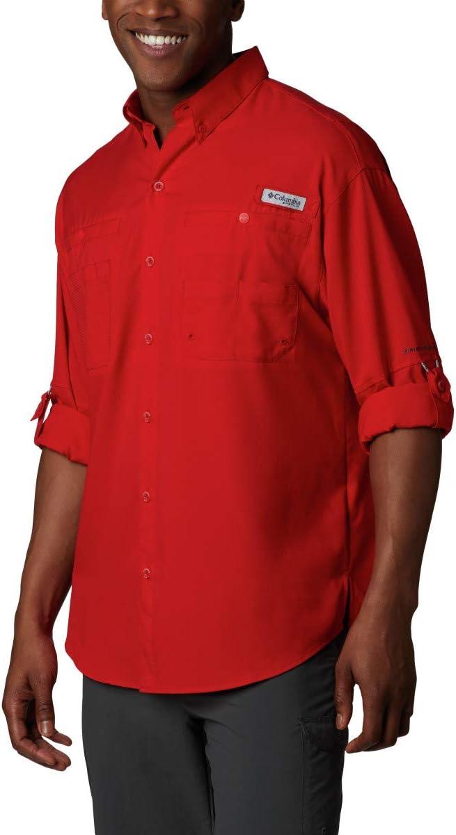 Columbia Men/'s PFG Tamiami Ii Long Sleeve Shirt Button-Down-Shirts