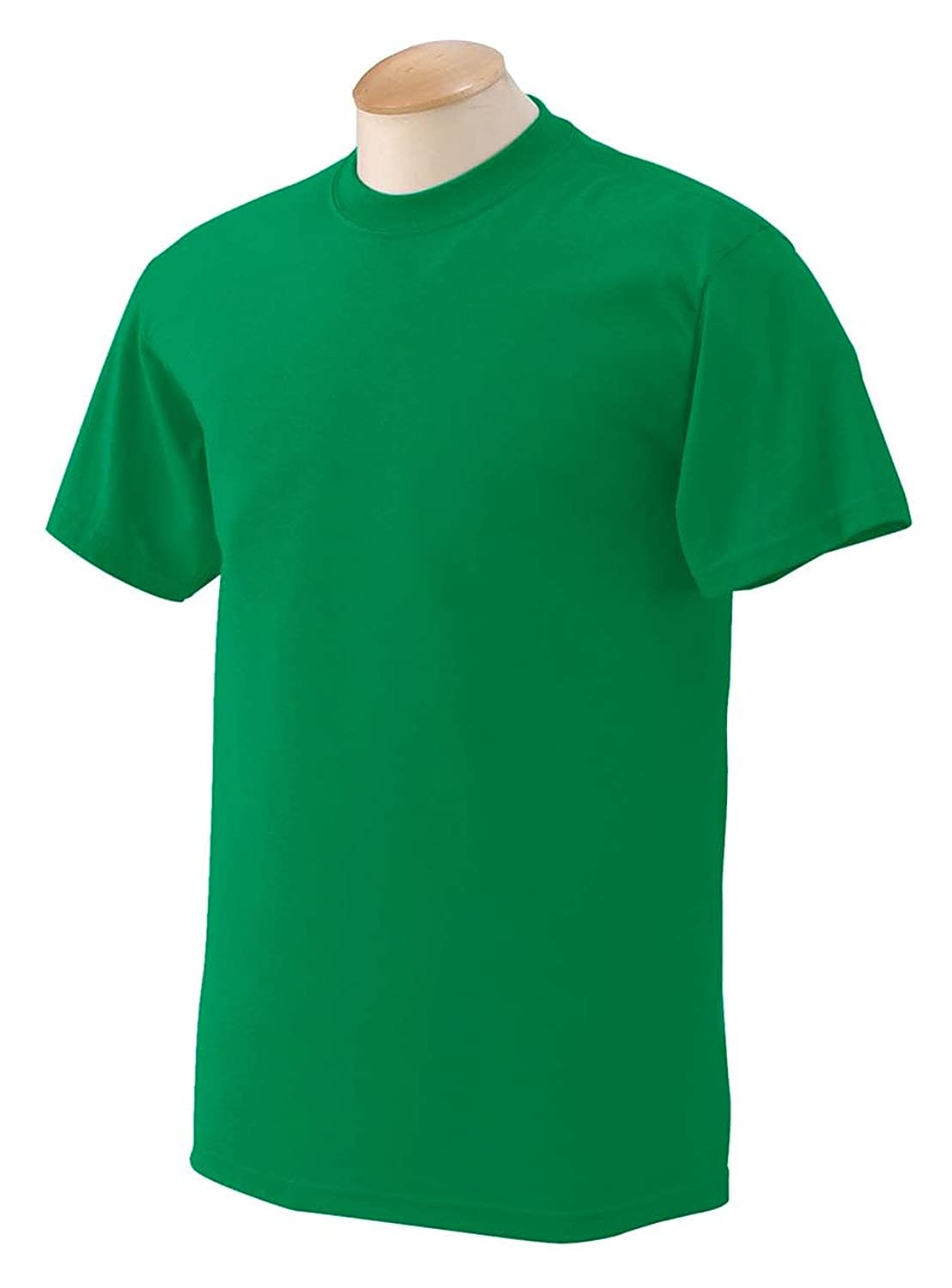 50/50 Ultra Blend Tee Shirt, Color: Irish Green, Size: XX-Large