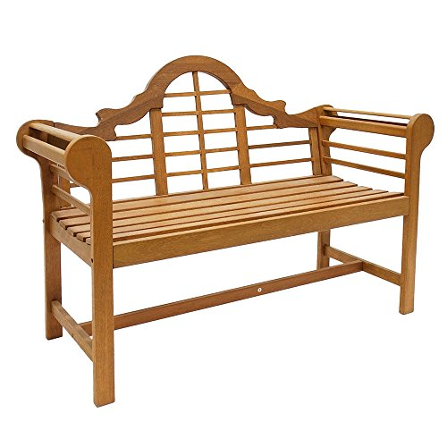 Cheap Achla designs 4-foot lutyen bench