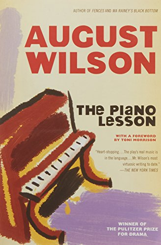 Books : The Piano Lesson