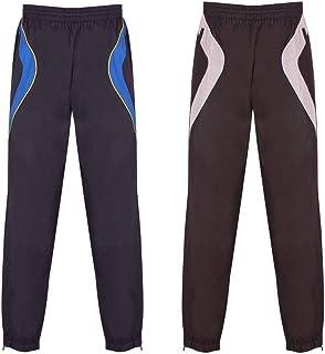 Gazelle Sports - Pantalón Deportivo - para Hombre 2 Pack - Opt C (Rio) XX-Large