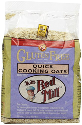 Gluten Free Quick Oats by Bob's Red Mill, 32 oz