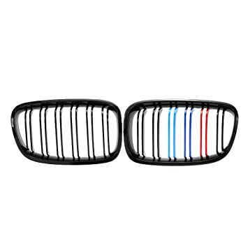 KKmoon Grill Pair Grill Fronts M-color