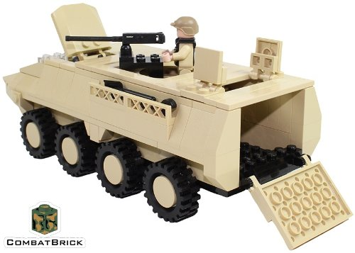 Us Army Infantry Assault Vehicle Stryker Custom Military Builder