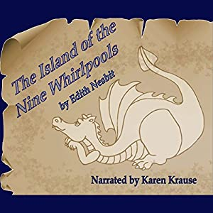 The Island of the Nine Whirlpools Audiobook