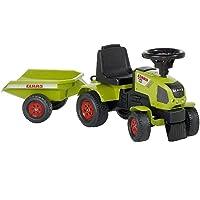 Falk Claas Axos 310 Apertura por Empuje Tractor