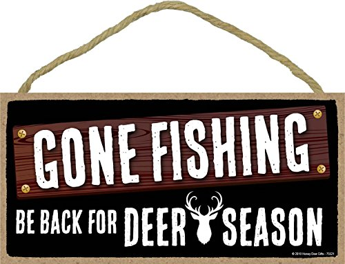 Top 10 Hunting Fishing Decor