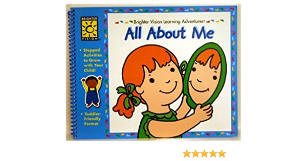 All About Me (Brighter Vision Learning Adventures): Gayle ...