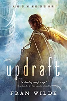 Updraft by Fran Wilde fantasy book reviews
