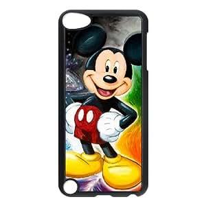 iPod Touch 5 Case Black Mickey Mouse 027 JSY4249629KSL