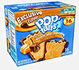 Pop-tarts Frosted Chocolatey Salted Caramel 16 ct