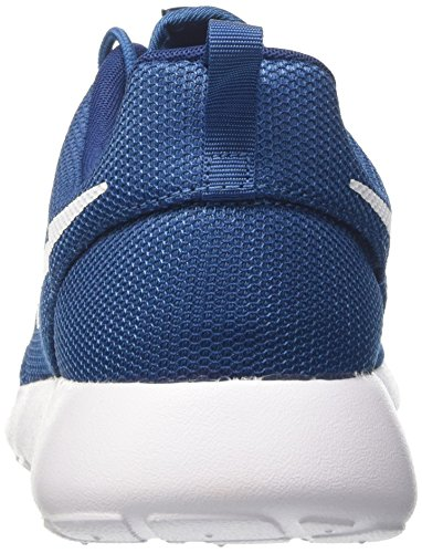Blue White s Men Industrial White Shoes One Blue NIKE Coastal Roshe Blue Running q6f1WFH