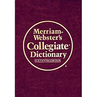 Merriam-Webster's Collegiate Dictionary, 11th Edition (Book with Online Subscription)