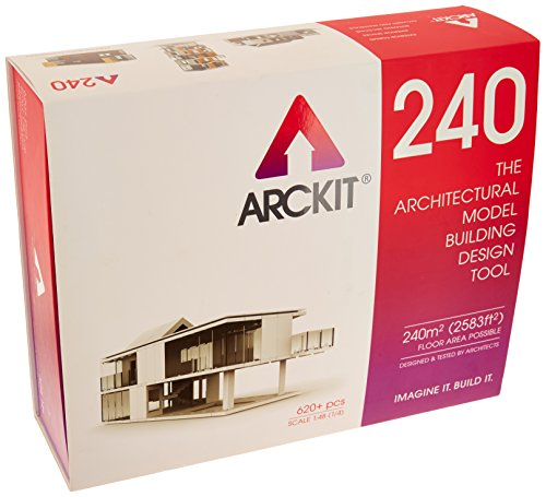 Arckit 240 620 Piece Kit