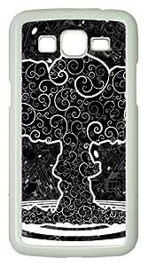 Samsung Galaxy Grand 2 Case - Graphics Tree Art PC Hard Case Cover For Samsung Galaxy Grand 2 / Samsung Galaxy 7106 - White