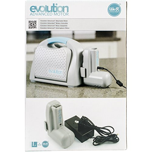 - Evolution Advanced Removable Die-Cutting and Embossing Machine Motor by We R Memory Keepers