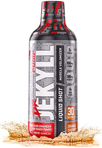 ProSupps Dr. Jekyll Pump Liquid Shot