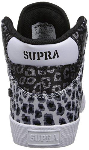 toile Vaider Women mixte high sneaker adulte Supra 4n7RxPFwF