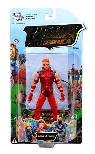 - Justice League of America 1: Red Arrow Action Figure by DC Comics