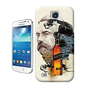 Unique Phone Case Design Inspiration-01 Hard Cover for samsung galaxy s4 cases-buythecase
