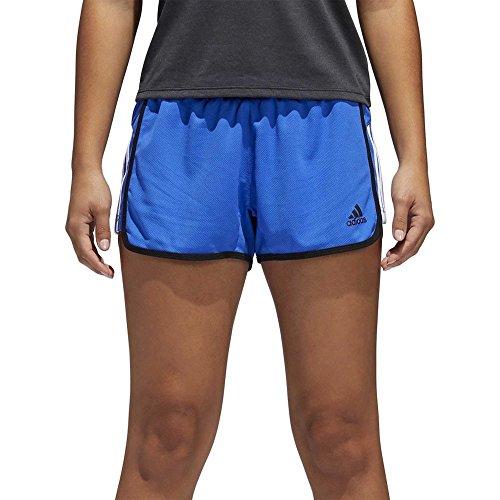 架空の不満日帰り旅行に(アディダス) adidas レディース ボトムス?パンツ ショートパンツ adidas Ultimate Knit Shorts [並行輸入品]