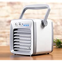 Sandistore Arctic Air Personal Space Cooler,USB Charging Air Conditioner Fan Mini Portable Refrigerator Cooler