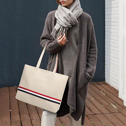 Sac À Bandoulière Blanc Sacs Simple Pour À Main Zllnsxkb Embrayage Sauvage Portefeuille Femmes qBw7dACnx