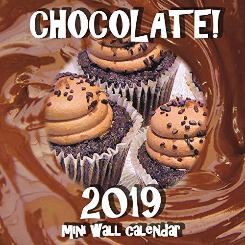 Chocolate! 2019 Mini Wall Calendar by Sea Wall