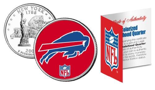 BUFFALO BILLS NFL NY U.S. Statehood Quarter U.S. Coin *Officially Licensed*