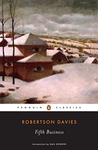Fifth Business (Deptford Trilogy) by Penguin Classics
