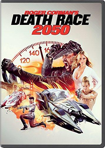 DVD : Roger Corman's Death Race 2050 (Snap Case, Slipsleeve Packaging)