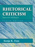 Rhetorical Criticism 9781577665861