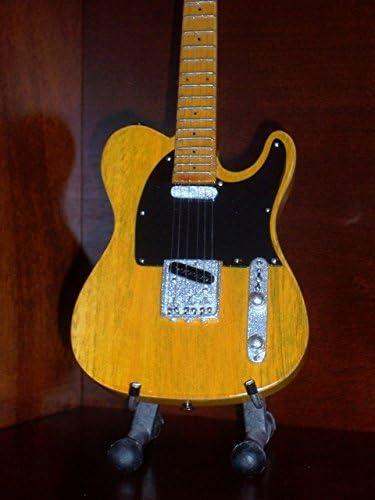Mini Guitarra BRUCE SPRINGSTEEN Telecaster Figurilla Presente ...