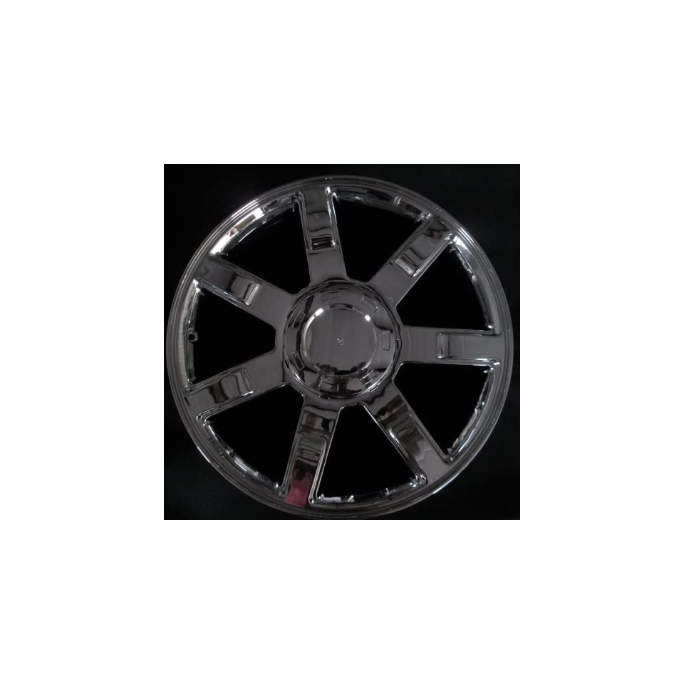 2007 2013 Cadillac Escalade 22x9 7 Spoke Brand New Chrome Replica Wheel Rim 5309