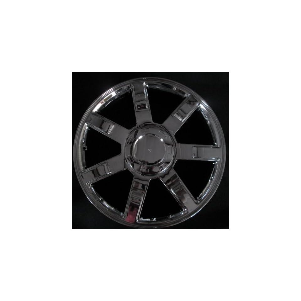 2007 2013 Cadillac Escalade 22x9 7 Spoke Brand New Chrome Replica Wheel Rim 5309