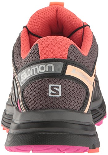 Trail Nero missione Salomon Magnete Shoes W 3 X Donne Viola Rosa Running TfzxwfqX1