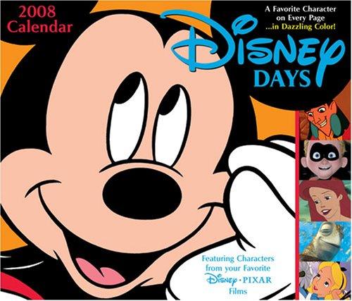 Disney Days 2008 Calendar