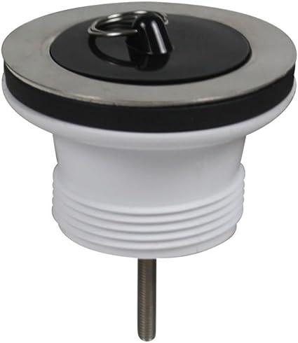 Talea Bathroom Basin 70mm Flange Drain Strainer Waste Amazon Co Uk Kitchen Home