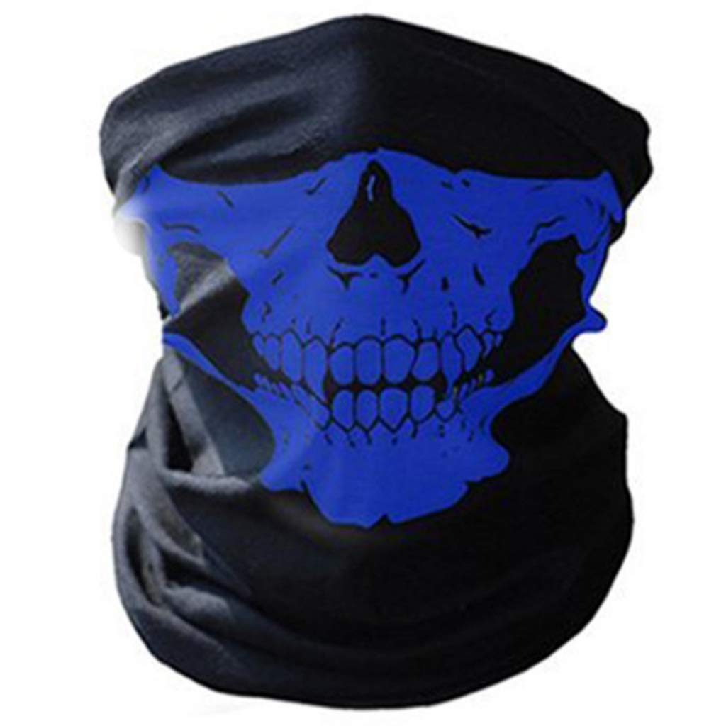 Scarf Bandanna Outdoors Headwear Wide Headband Headwrap Balaclava Tube Mask Multifunctional Headwear Fafalloagrron Headband Bandana