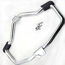 HK Moto- Motorcycle Chrome Front Crash Bar Saftey Bars Protection Tube For 2004-2016 Harley Davidson Sportster Iron 883 XL883N XL1200N XL1200L 48 XL1200X