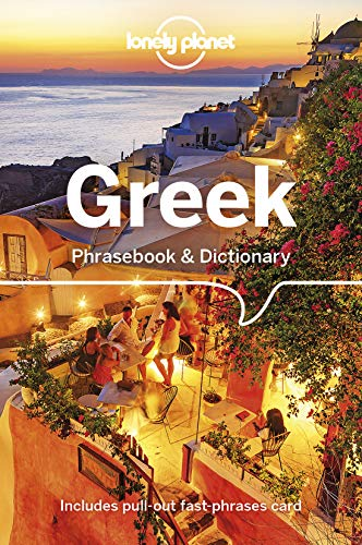 Pdf Travel Lonely Planet Greek Phrasebook & Dictionary