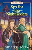 Spy for the night riders by Dave Jackson front cover