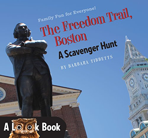 The LOOK Book, Freedom Trail, Boston MA