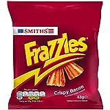 Smiths Frazzles Crispy Bacon Flavour Corn Snacks x Case of 30