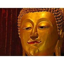 LAMINATED POSTER Temple Buddha Thailand Buddhism Chiang Mai Budda Poster Print 24 x 36