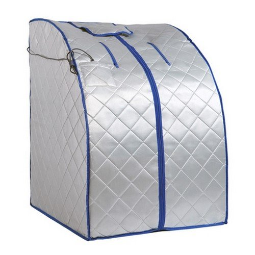 Far Infrared Portable Sauna + Negative Ion Detox (Far Infrared Sauna Therapy)
