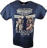 Freeze Wrestlemania 22 WWE Edge vs Mick Foley Hardcore Match Mens T-Shirt-S