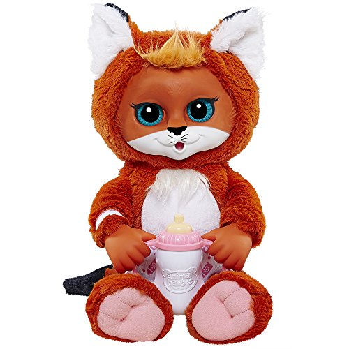 Animal Babies Deluxe Baby Fox Plush by Animal Babies (Image #1)